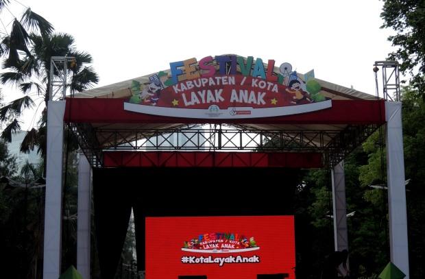 Festival Kota Layak Anak 1