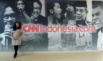 Brunch at Newsroom CNN Indonesia 1
