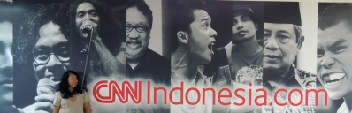 Brunch at Newsroom CNN Indonesia 3