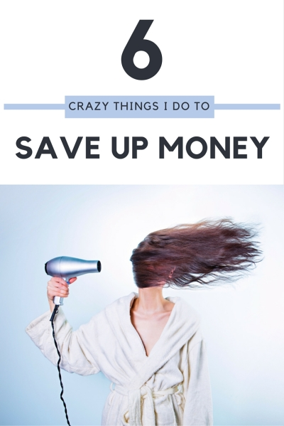 6 Things to do to save money