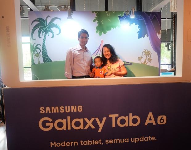 Samsung Galaxy Tab A6 a