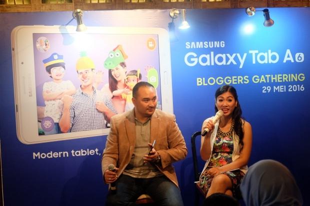 Samsung Galaxy Tab A6 d