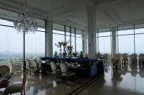 Dining Art Deco Luxury Hotel Bandung 4