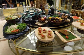 Dining at Art Deco Luxury Hotel Bandung 2