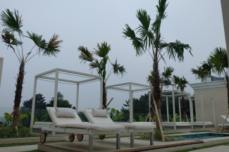 Swimming Pool Art Deco Luxury Hotel Bandung 2
