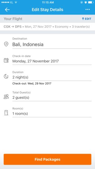Fitur Pemesanan Hotel dan Penerbangan Traveloka 3