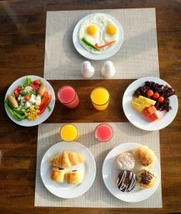 West Point Hotel Bandung Breakfast 2