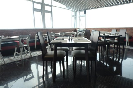 West Point Hotel Bandung Top Point Restaurant 1