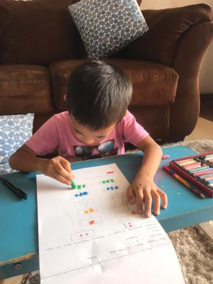 Basti Belajar di Rumah